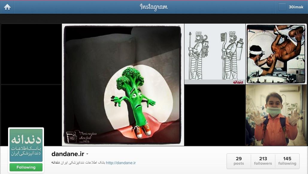 dandane instagram