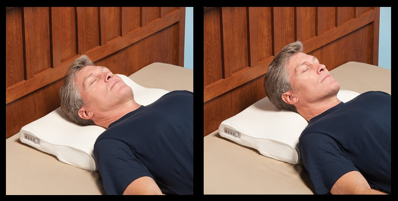 Snore Activated Nudging Pillow۲