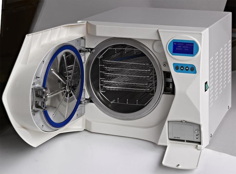 Class-B-Pre-Vacuum-Autoclave-for-Clinic-14L-17L-23L-
