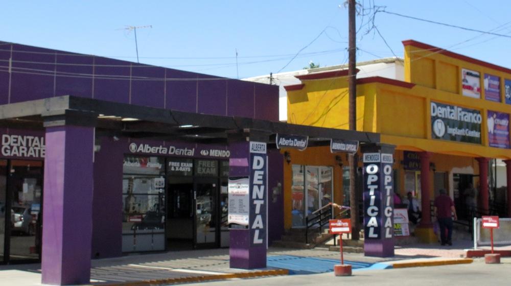 Mexico Dental Town