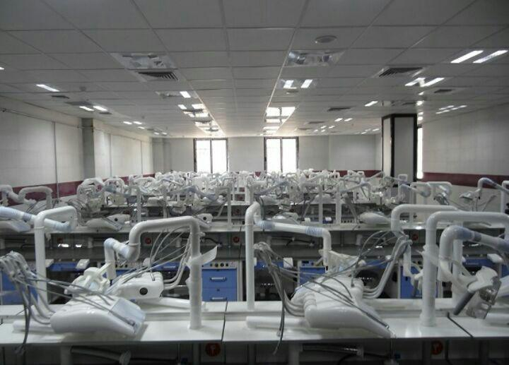 دانشگاه ازاد پذیرنده رشته پروتز دندان مجهزترین کلینیک تخصصی کشور در دانشکدهای بدون استاد | دندانه