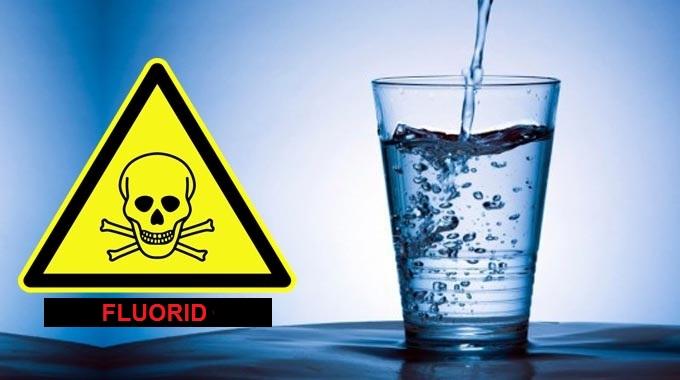 fluorid in water