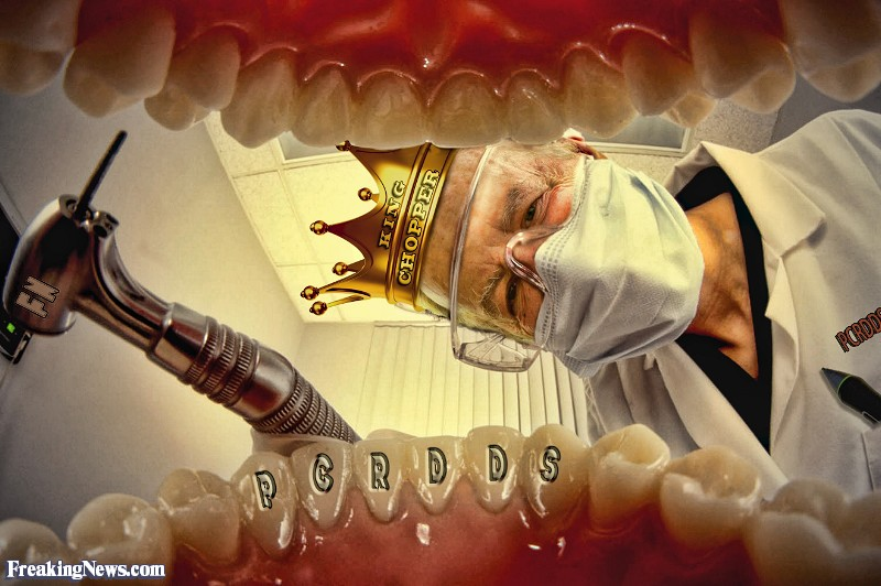 Dentist-Wearing-a-Crown