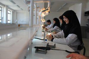 نمایی از بخشهای پریکلینیک دانشکده دندانپزشکی آزاد تبریز پس از راهاندازی و تجهیز
