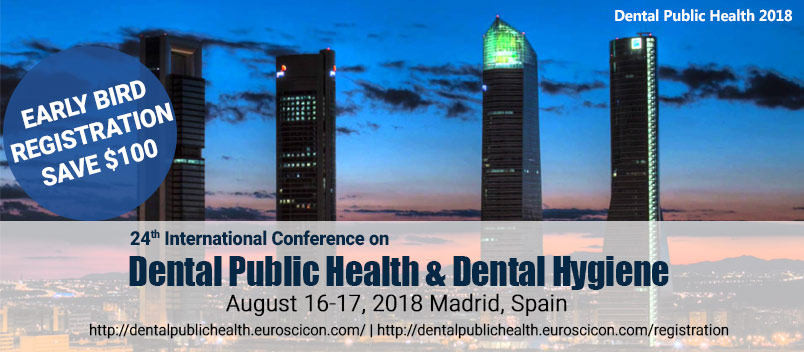 DENTAL PUBLIC HEALTH 2018