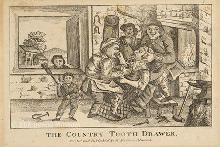 the county tooth drawer